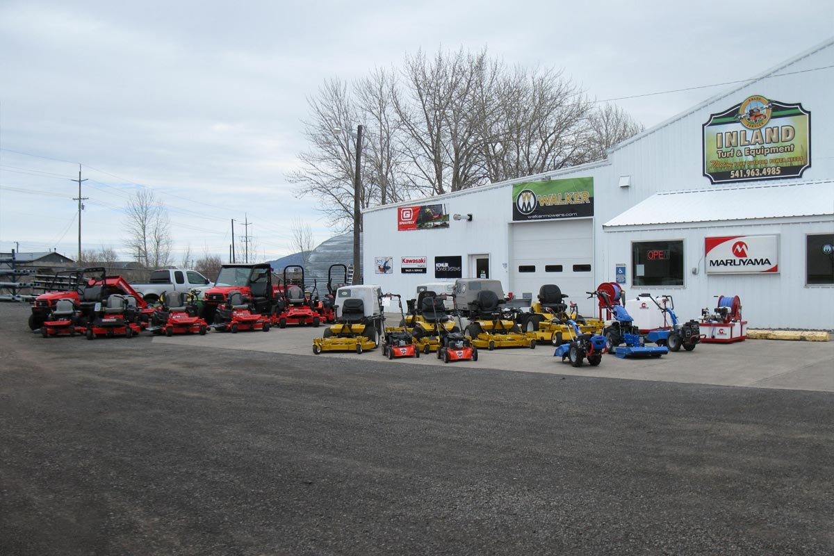 about inland turf equipment shop